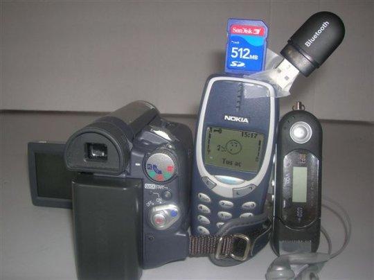 Téléphone d'hier avec les options d'aujourd'hui