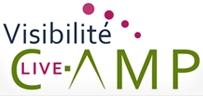 Visibilité Live Camp 2012 Logo